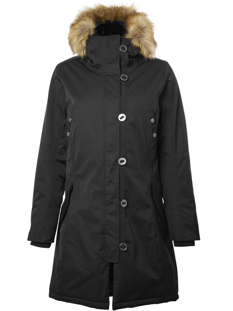 North Bend Abbey Parka Damen schwarz